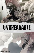 Unbreakable. | Bakugou Katsuki x Kirishima Eijiro by Kirixbaku