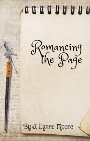 Romancing the Page by MystresMyna