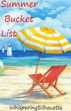 Summer Bucket List by WhisperingSilhouette