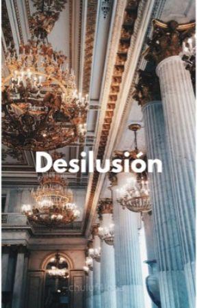 Desilusión ; Ysy A by -chuluf4lopa