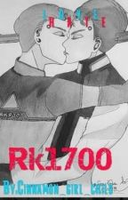 rk1700 one shots by Cinnamon_girl_child
