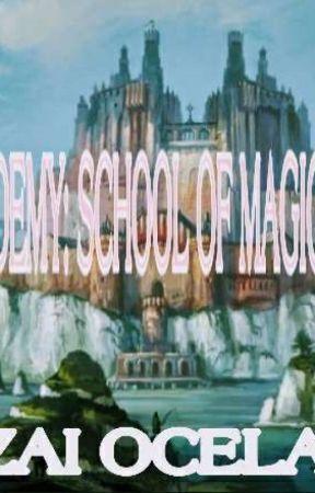 KNIGHT ACADEMY: SCHOOL OF MAGICAL  WARRIORS by zaiocelaj