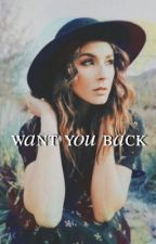WANT YOU BACK ✯ DIEGO HARGRAVEES by ohbrosey