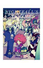 Nightfall's Visitor - A Powerpuff Girls Z fanfiction by xDenKDenx