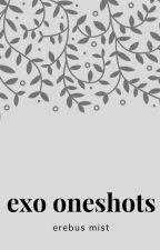 EXO ONESHOTS (boyxboy) by recarecachan