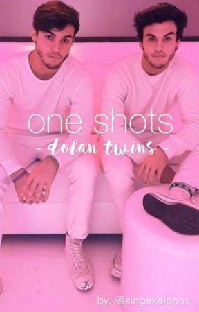 one shots | dolan twins by singexaionox