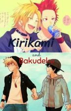 Bakudeku & Kirikami [Humor] by _clip_