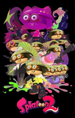 The Dissappearance of Marie, the Second Squid Sister |SPLATOON FANFIC|COMPLETED by Living_Nuisance