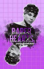 Paper Hearts \\ Ashton Irwin by marvelukes