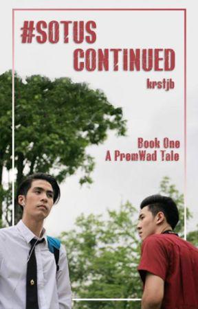 #SOTUS Continued: A PremWad Tale Book One by krstjb
