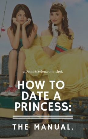How to date a princess: The Manual. by SVLNOO