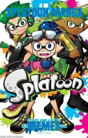 Book of Splatoon Manga Memes  by Sploonmemes78