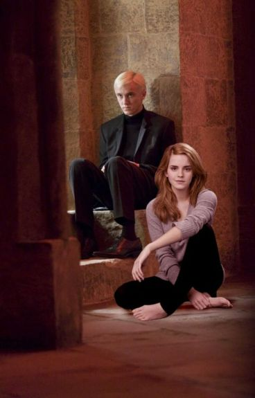 Hermione Granger have a big crush on Draco Malfoy