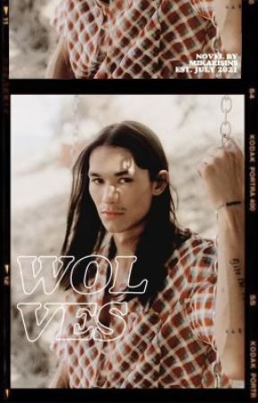 wolves, meet my ocs. ¹ by mikaeIsins