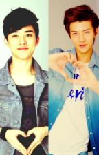 [ON HOLD] EXO FANGIRLNESS, IMAGINES by AngelaWang6