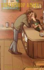 Coffeeshop Angel {Sabriel AU} by wayward_avenger46