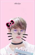 HELLO KITTY | TAEKOOK by xBlackJae