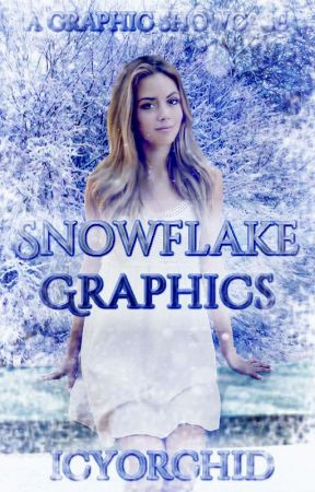 Snowflake Graphics (OPEN) by IcyOrchid