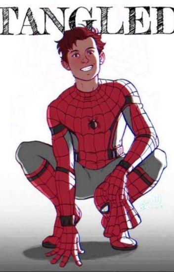 Tangled (Irondad Spiderson)