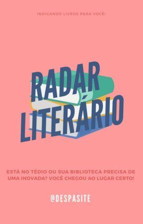 Radar Literário - Indicação de Livros by despasite