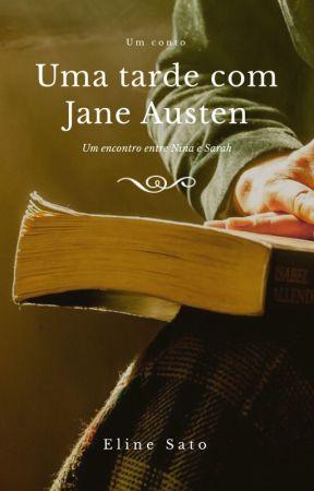 Uma Tarde com Jane Austen by ElineSato