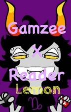 Gamzee x Reader lemon by Lmaobae