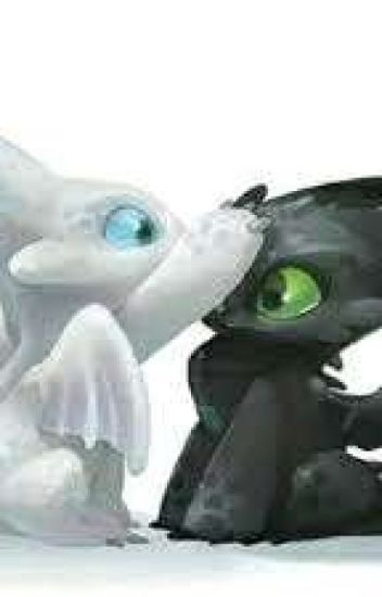 toothless X light fury reader (WARNING MAY CONTAIN MUTURE