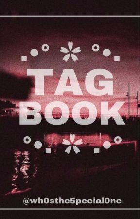 tag book by wh0sthe5pecial0ne