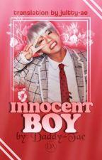Innocent boy [Taegguk, TR] by jultty-ae