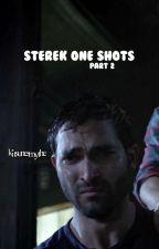 Sterek One Shots Part 2 by kitsunesmythe