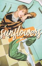 sunflowers ♡ markhyuck  by baefics