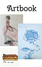 Mon monde de papier - Artbook by Lire-un-soir