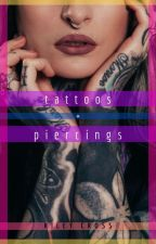 tattoos + piercings by FunkyFaith22