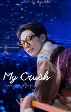 My Crush | J.JK ✔ by Marigguk01