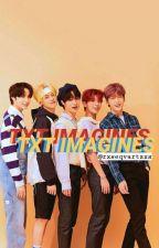 TXT Imagines by Tae30_el_mariachi
