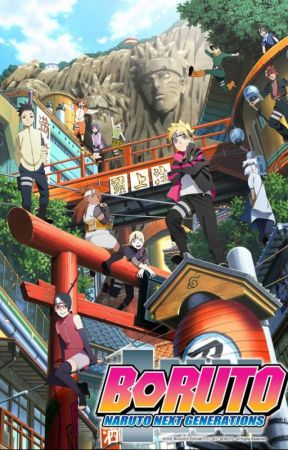 Boruto Next generation x OC - Together we stand - The
