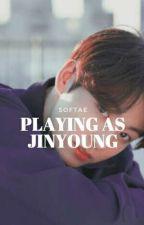 playing as jinyoung | jungkook by _softae