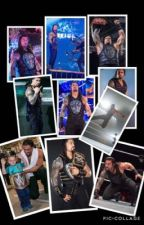 Roman Reigns Imagines  by aaliyahjm