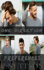 One Direction Preferences (Closed Requests) by Free__Palestine