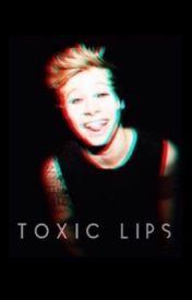 Toxic Lips [l.h] by My_Chemical_Muke