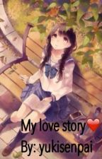 My love story <3  <--- 1st story; not going to be good xD by afterrall