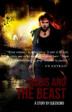 Rubis And The Beast by Fille_Ebene