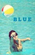 BLUE | Harry Styles AU by kiara_diane