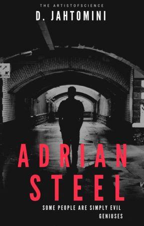 Adrian Steel by artistofscience