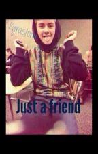 Just a friend. {Jack Johnson fanfiction} by Lol_ur_not_JJ