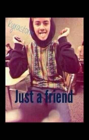 Just a friend. {Jack Johnson fanfiction}