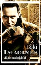 Imagines : LOKI #Wattys2015 by villainousladyloki
