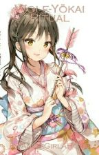 Wolf-Yokai Ritual by AnimeGirlAHC13