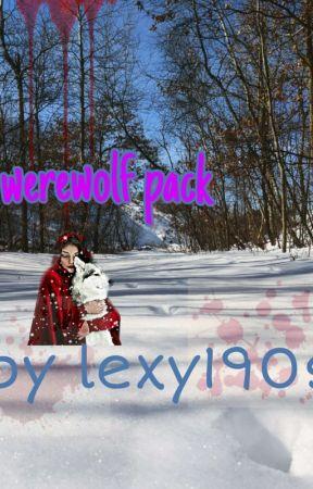 Werewolf Pack ( Werewolf Love #2) by lexy190s