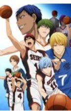 Kuruko's Basketball! (Fan Fiction ) by Aliyah14